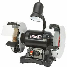 Ironton 8in. Variable Speed Benchtop Grinder - 3/4 HP, 2,000
