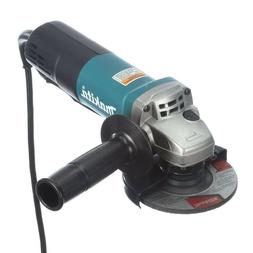 """Makita 9557PB 4‑1/2"""" Paddle Switch Angle Grinder with AC/D"""