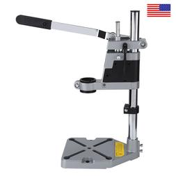 Bench Drill Press Holder Grinder Bracket Table Stand Clamp E