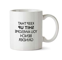 Bench Grinder Gift Mug - You Are Awesome Profession Best Eve