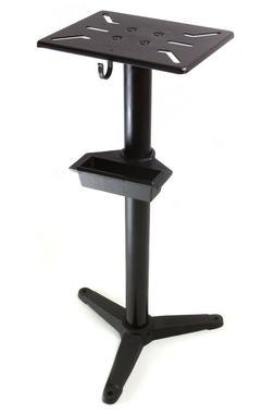 Cast Iron Bench Grinder Pedestal Stand With Water Pot Tool H