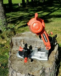 Chainsaw Chain Bench Grinder Sharpener With Stones Replaces