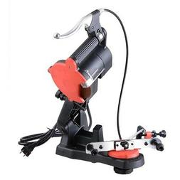 120V 85W Electric Chain Saw Sharpener 4200RPM Bench Wall Mou