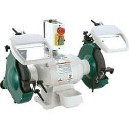 """G0597 Grizzly 10"""" 1.5 HP Heavy-Duty Bench Grinder"""