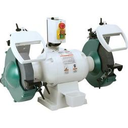 Grizzly G0599 3 HP Heavy-Duty Bench Grinder, 12-Inch