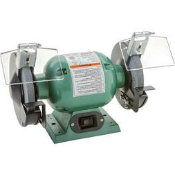 Grizzly G9717 Bench Grinder with 1/2-Inch Arbor, 6-Inch