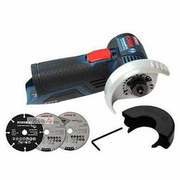 BOSCH GWS10.8-76V-EC professional compact angle grinders
