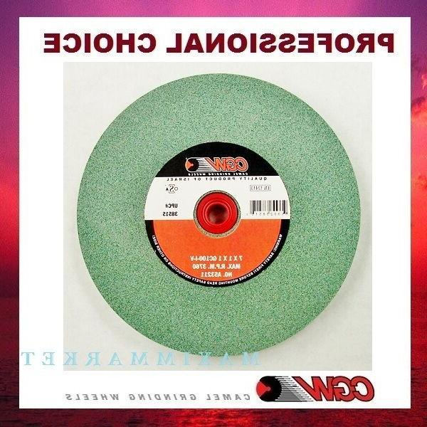Bench Grinding Wheel Green Grits 100