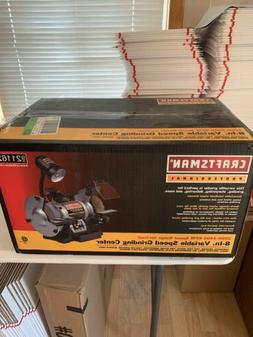 New Craftsman Professional 8 in Variable Speed Grinding Cent