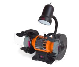 New! WEN 4276 2.1-Amp 6-Inch Bench Grinder with Flexible Wor