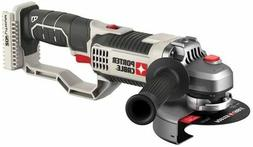 PORTER-CABLE 20V MAX Angle Grinder Tool, 4-1/2-Inch, Tool On