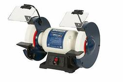 "RIKON Professional Power Tools 8"" Slow Speed Bench Grinder"