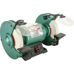"""Grizzly T28523 8"""" Slow-Speed Bench Grinder 1/3 HP"""